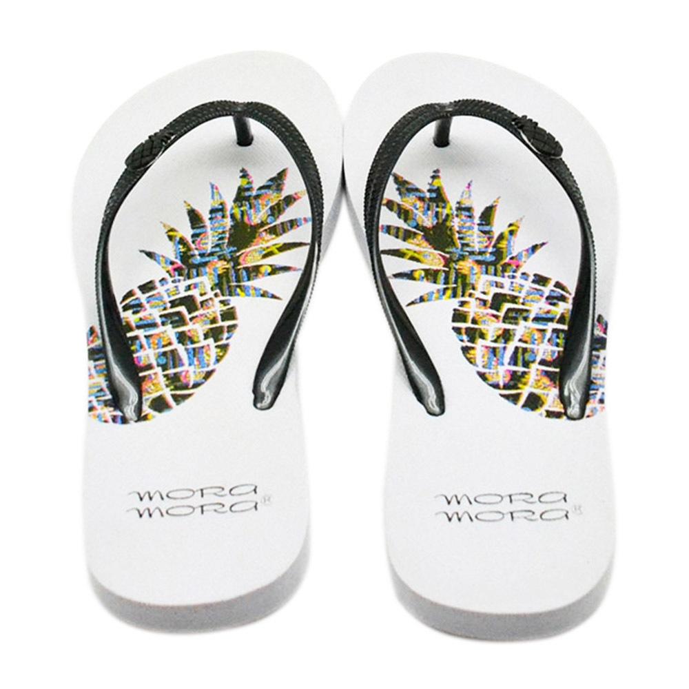 Ananas női nyári lábujjközös papucs fehér 37