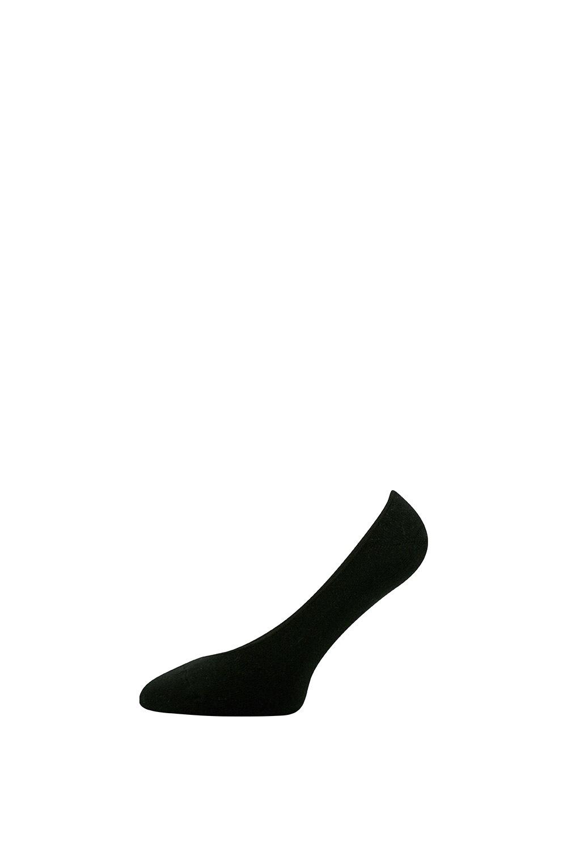 Anna pamut női zokni balerina cipőhöz fekete 35-38