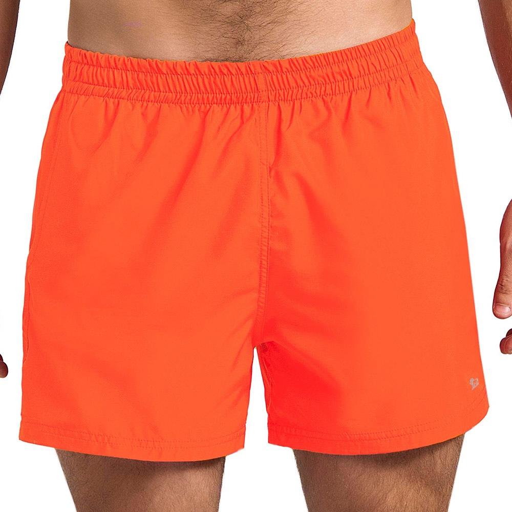 ANPORE Neon férfi fürdő sort, narancssárga narancssárga M