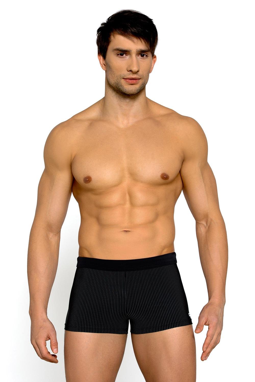 LORIN Cesare férfi úszónadrág fekete M