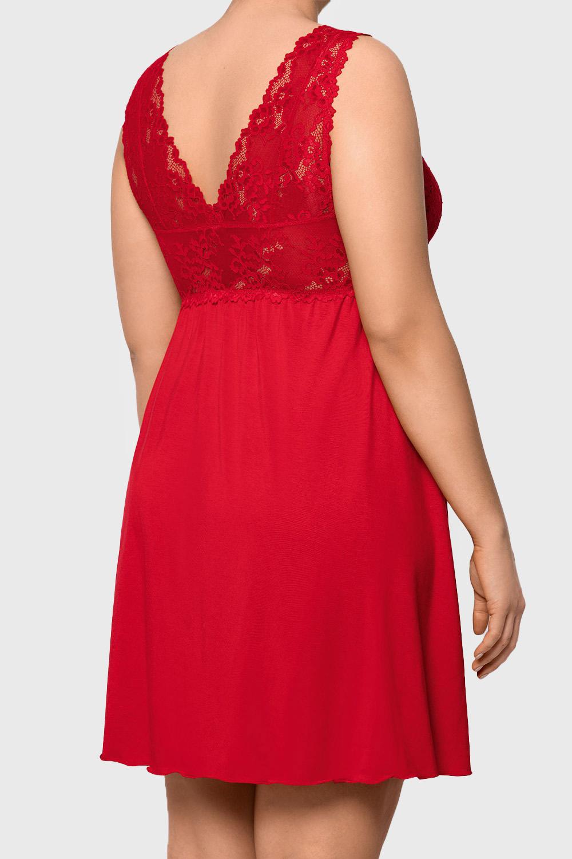Bona női hálóing, piros piros S