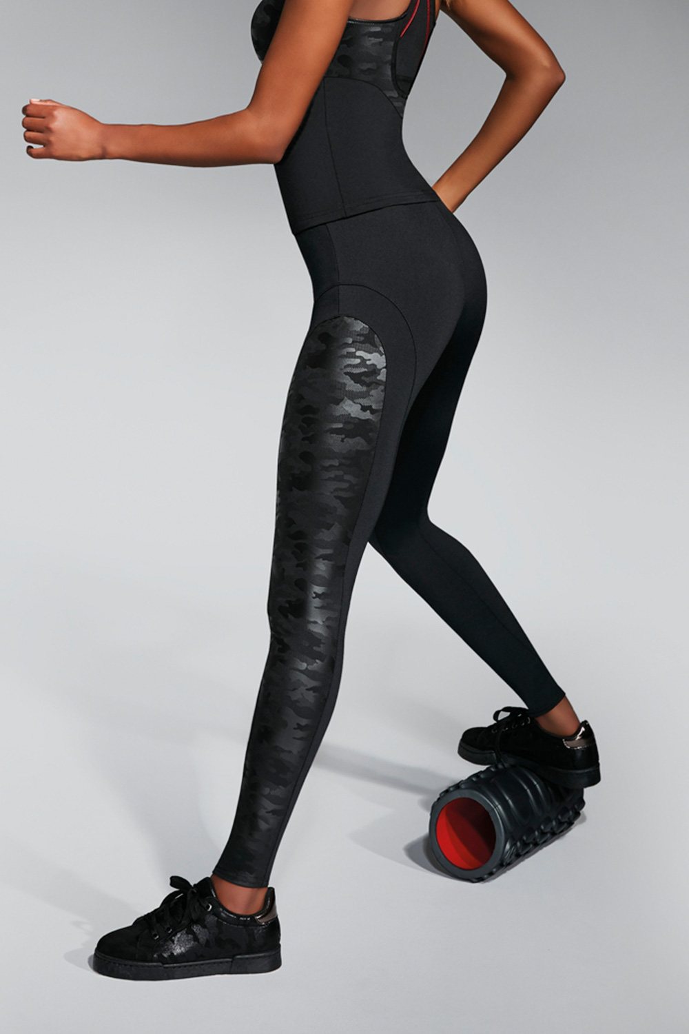 Combat sport leggings