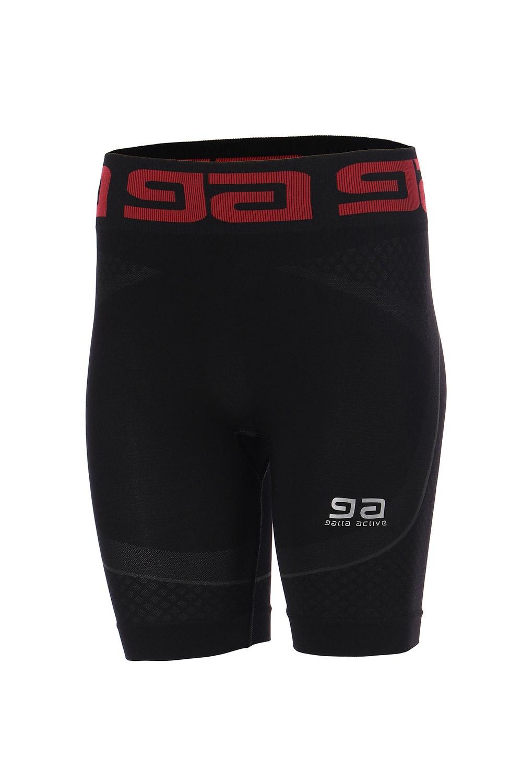 GATTA Active rövid női sport leggings fekete M