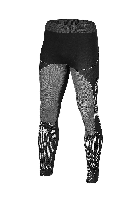 GATTA Active Basic férfi termó leggings fekete M