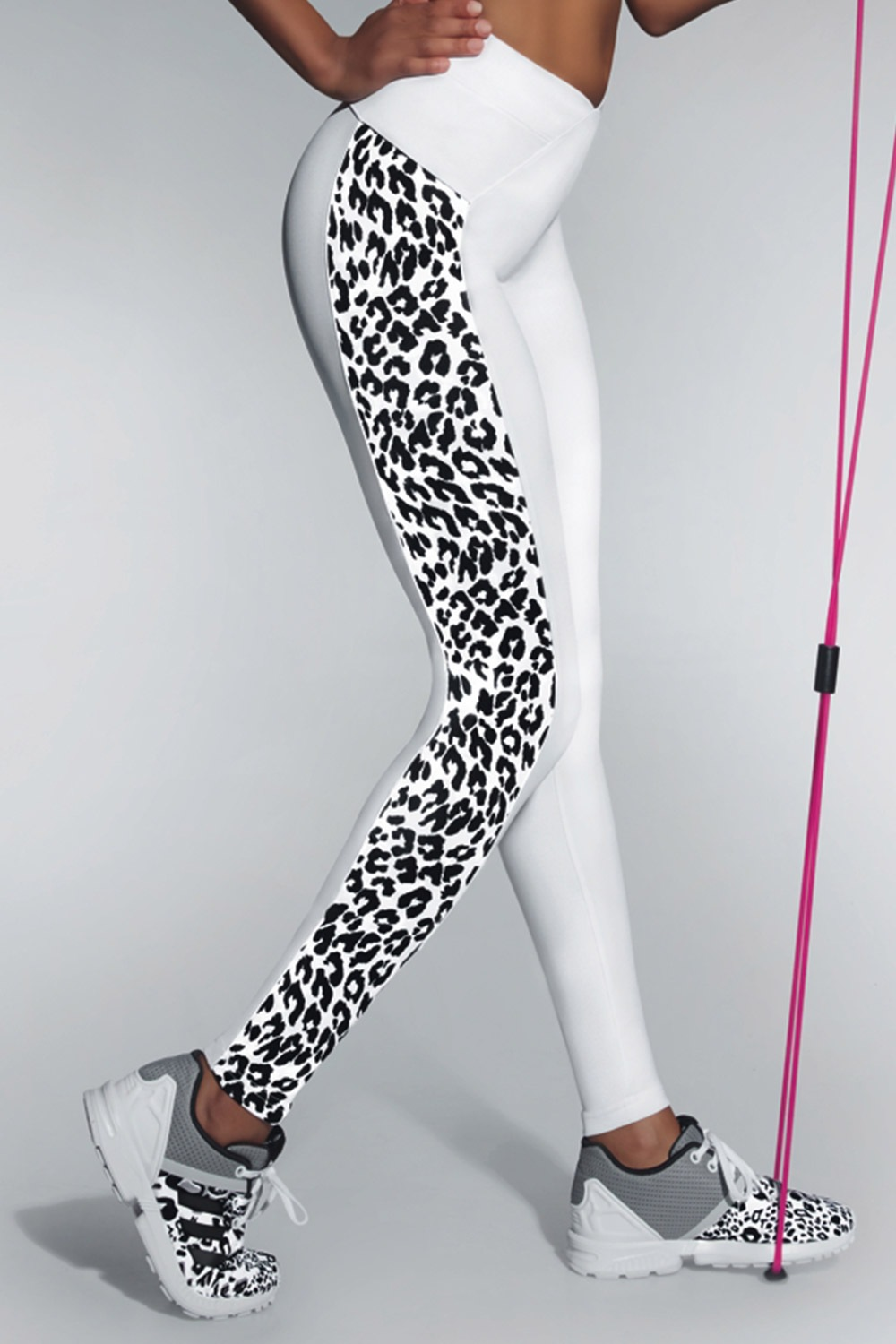 Irbis női sport leggings