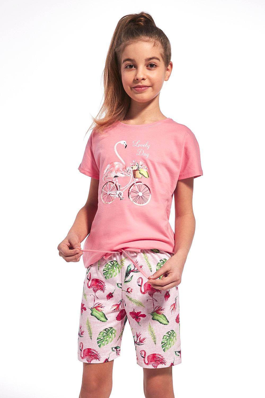 Lovely day lányka pizsama rózsaszín 98/104