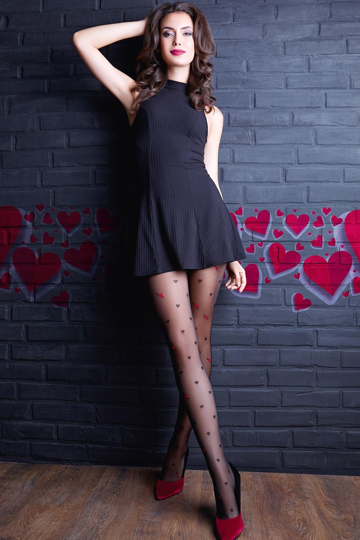 Lovers 10 harisnyanadrág fekete S