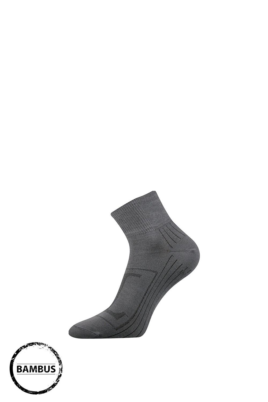 Bambusz zokni Raban sötét-szürke 35-38