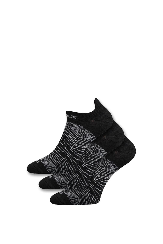 Rex zokni fekete, 3 pár 1 csomagban fekete 39-42