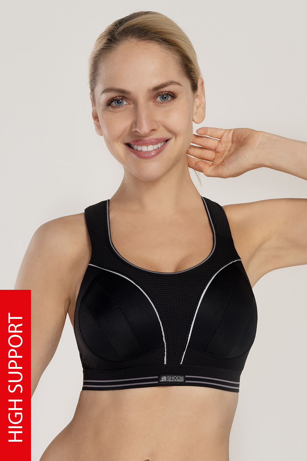 Shock Absorber Run Bra sportmelltartó