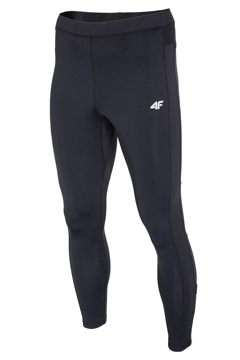 4f funkcionális férfi legging fekete S