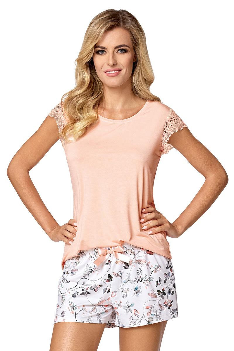 Samuela női pizsama milky S
