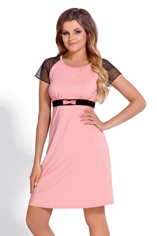 Sara női hálóing rózsaszín S
