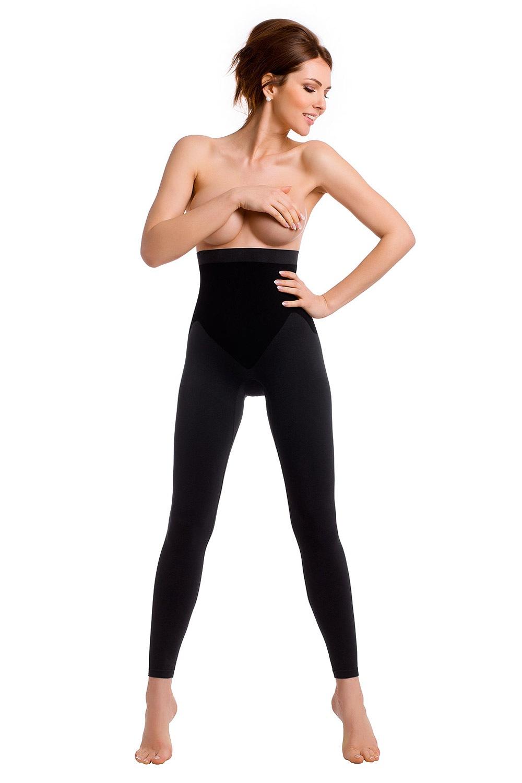 Fabiola alakformáló legging fekete S