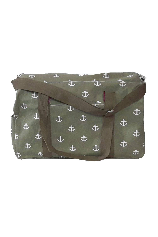Nagyméretű táska TR213 Green khaki uni
