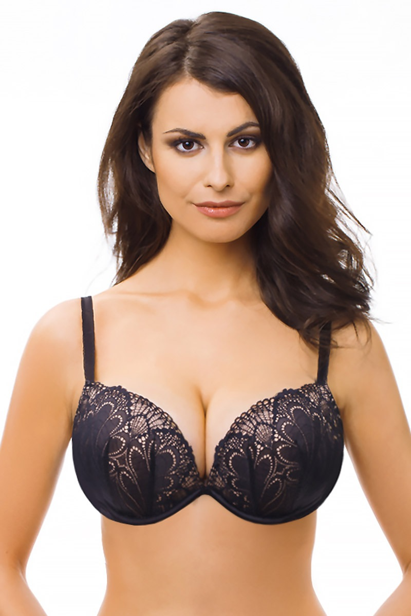 Wonderbra Glamour Double Push-Up Full Effect melltartó