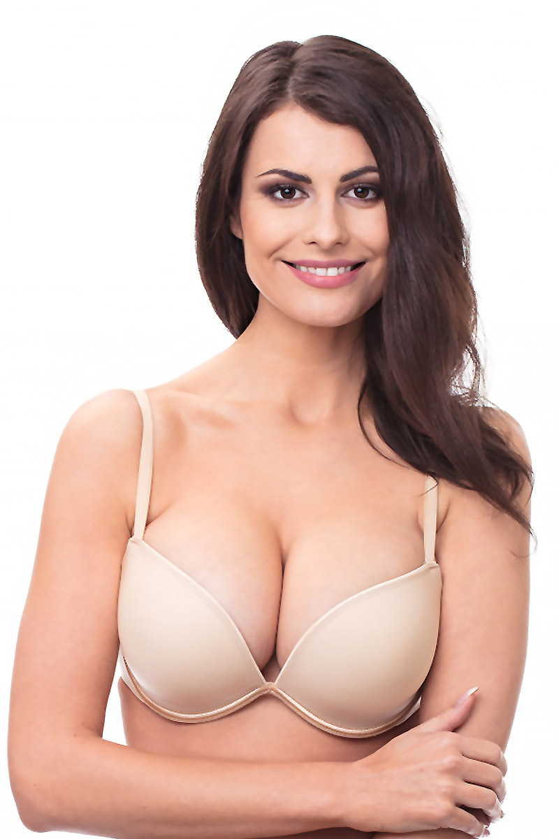 Wonderbra Ultimate Double Push-Up plunge melltartó