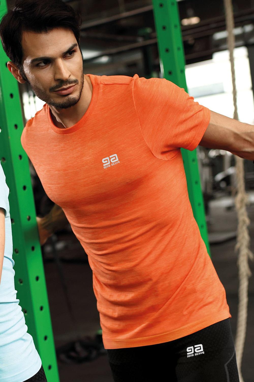 GATTA Active férfi funkcionális póló narancssárga S