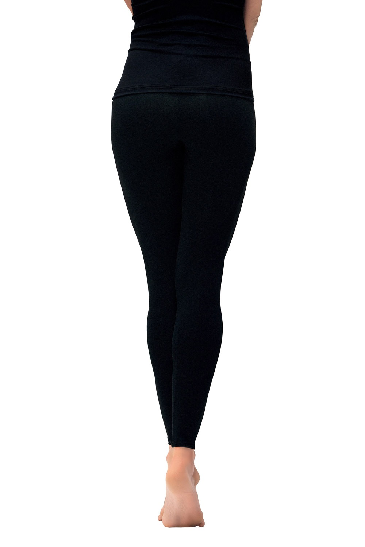 KATIA női leggings fekete S